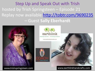 Guest: Sally Eberhardt