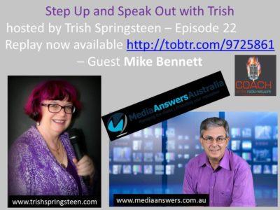 Guest: Mike Bennett