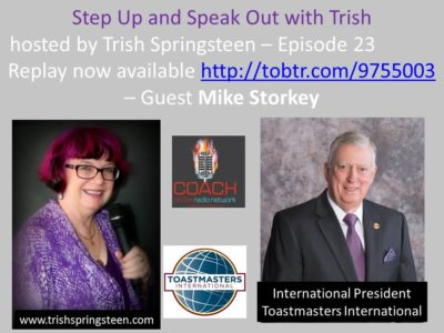 Guest: Mike Storkey