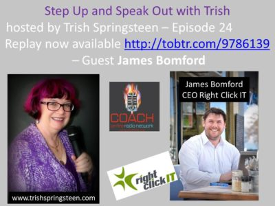 Guest: James Bomford