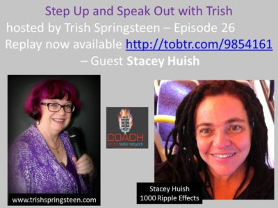 Guest: Stacey Huish