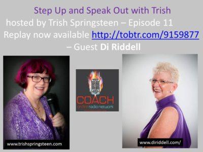 Guest: Di Riddell