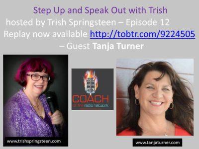Guest: Tanja Turner