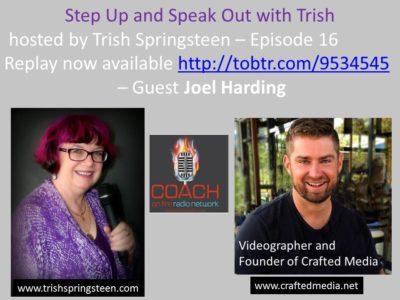 Guest: Joel Harding