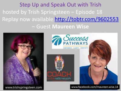 Guest: Maureen Wise