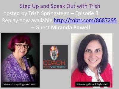 Guest: Miranda Powell