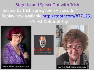 Guest: Deborah Fay