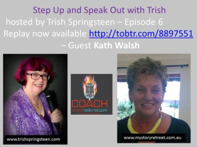 Guest: Kath Walsh