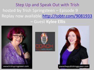 Guest: Kylie Ellis