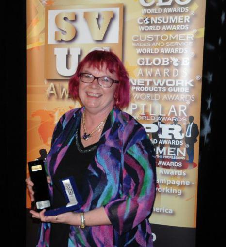 Award Winner: Trish Springsteen